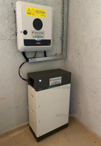 bodrum byd lityum pil solar enerji azimut ofis